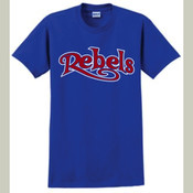 Rebels curved logo