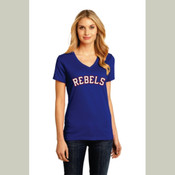 Rebels Women's V-neck