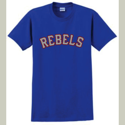 Rebels Collegiate Logo