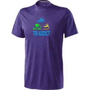 TBF Tri Addict Performance Shirt Thumbnail