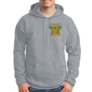 Sac Water Polo Hoodie with Embroidered Logo Thumbnail