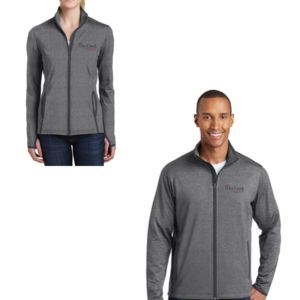 Copy of Dry Creek Stretch Contrast Full Zip Jacket Thumbnail