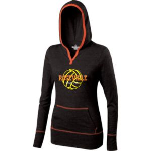 Roseville Water Polo Ladies Hoodie Thumbnail