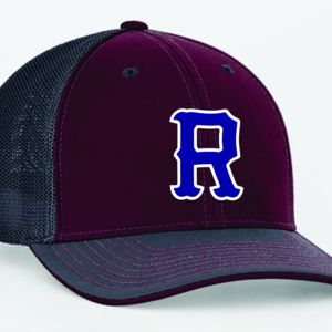 Rebels mesh back hat Thumbnail