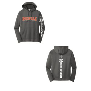 Roseville Little League Performance Hoodie Thumbnail